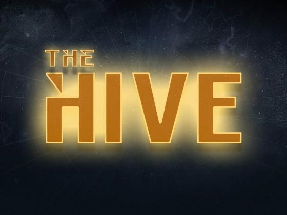 The Hive Wallpaper