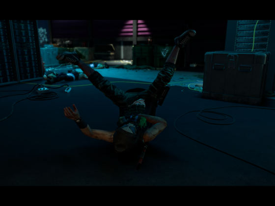 Division 2 - Breakdance Andy I