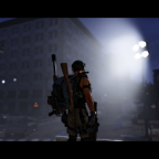 Division 2 - Einsamer Grind bei Nacht