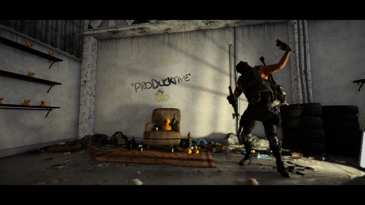 Division 2 - ProDUCKtive