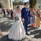Sabines und Sams Hochzeit