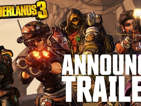 Borderlands 3 Official Announce Trailer