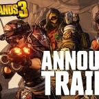 Borderlands 3 Official Announce Trailer
