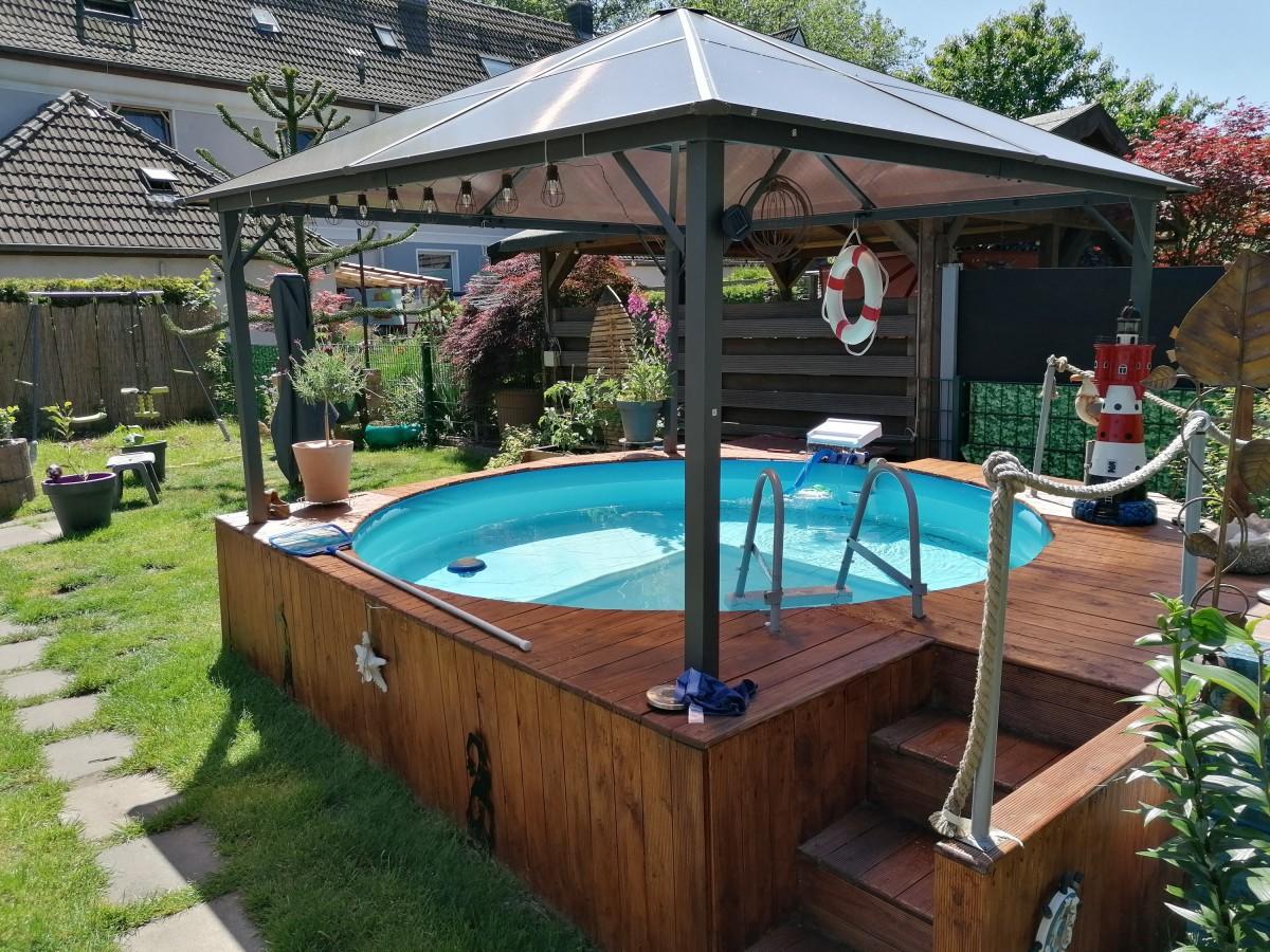 Pool Zeit