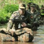 Thomas_1988 bei der Bundeswehr.