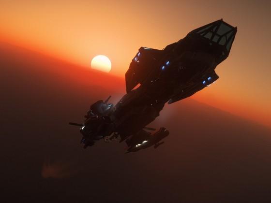 Mission erledigt - Abflug